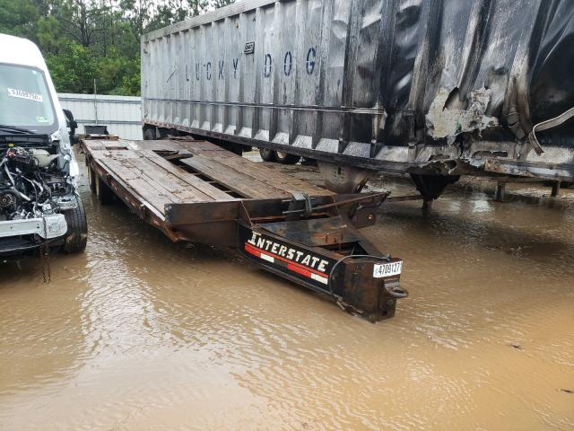Salvage cars for sale from Copart Sandston, VA: 2005 Interstate Trailer