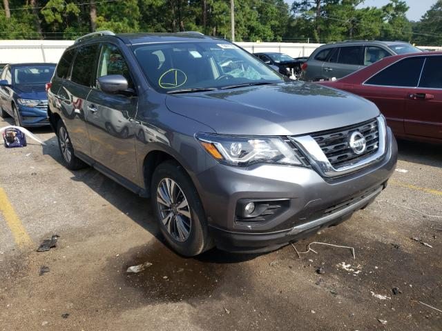 Salvage cars for sale from Copart Eight Mile, AL: 2020 Nissan Pathfinder