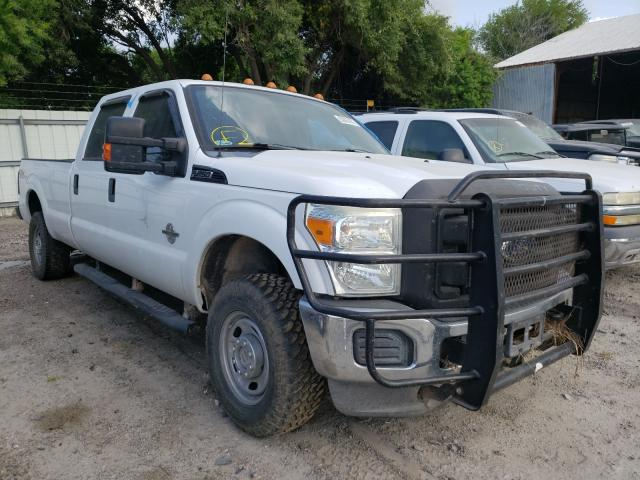 Salvage cars for sale from Copart Corpus Christi, TX: 2011 Ford F250 Super