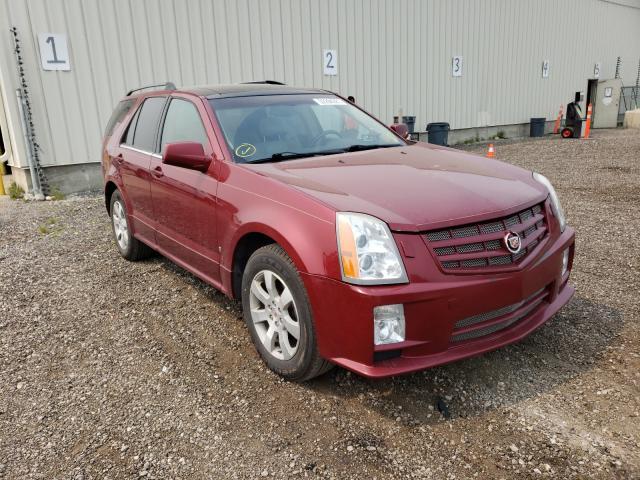 Vehiculos salvage en venta de Copart Rocky View County, AB: 2007 Cadillac SRX