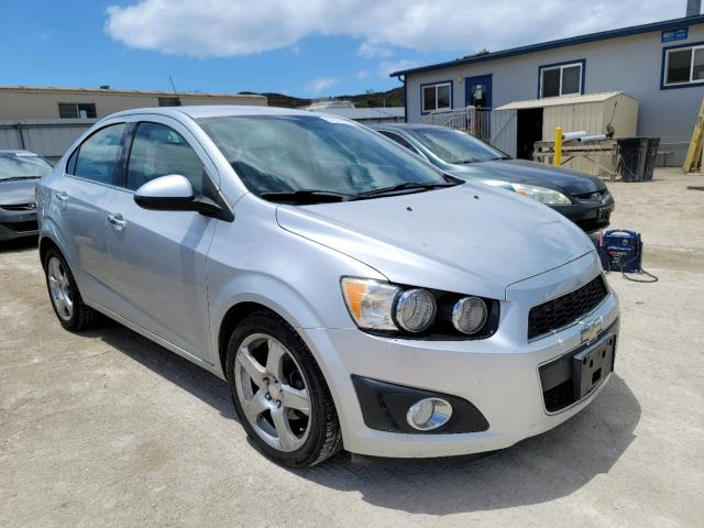 Salvage cars for sale from Copart Kapolei, HI: 2014 Chevrolet Sonic LTZ