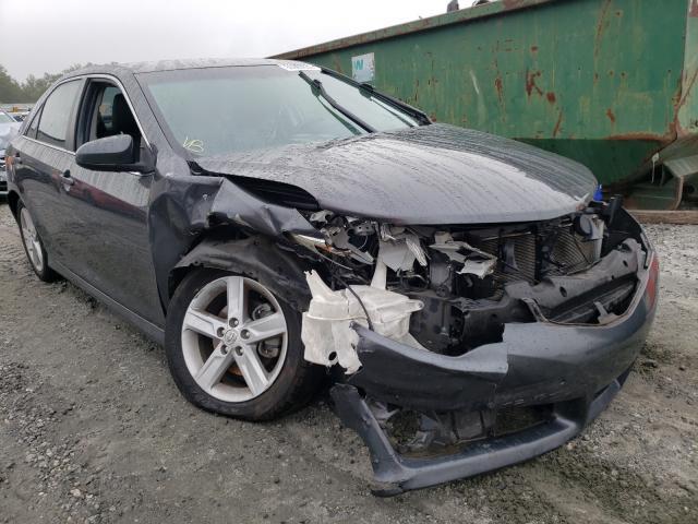Vehiculos salvage en venta de Copart Spartanburg, SC: 2012 Toyota Camry Base