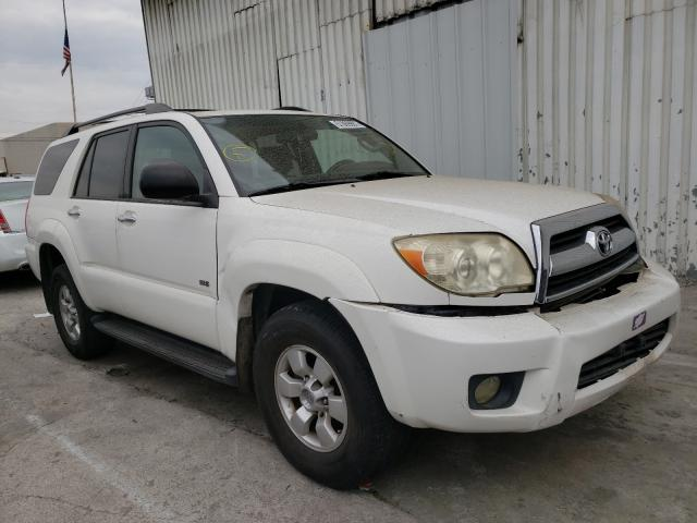 Vehiculos salvage en venta de Copart Sun Valley, CA: 2006 Toyota 4runner SR