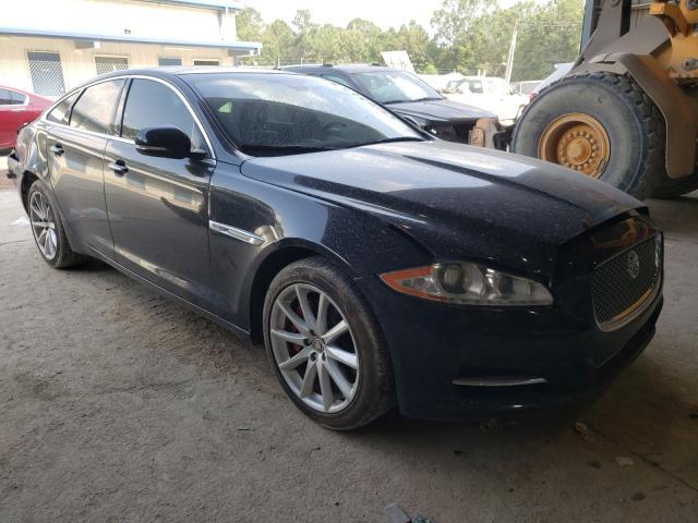 Jaguar XJ salvage cars for sale: 2013 Jaguar XJ