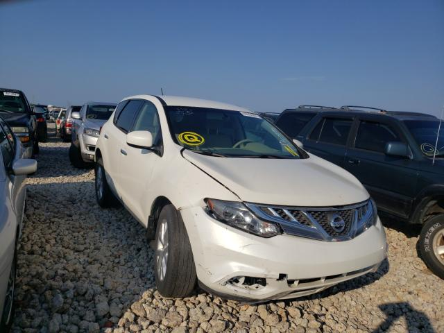 Salvage cars for sale from Copart New Orleans, LA: 2014 Nissan Murano S
