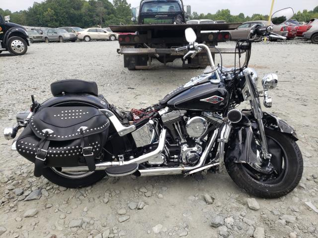 Salvage cars for sale from Copart Mebane, NC: 2014 Harley-Davidson Flstc Heri
