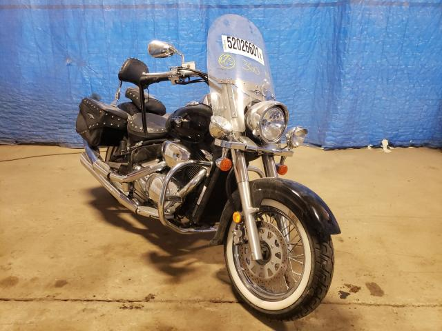 Salvage cars for sale from Copart Columbia Station, OH: 2005 Suzuki C50