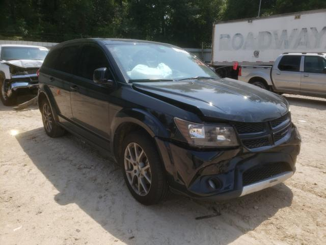 Salvage cars for sale from Copart Midway, FL: 2019 Dodge Journey GT