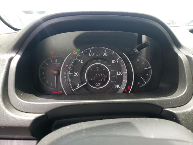 2013 HONDA CR-V EXL 2HKRM3H74DH509340
