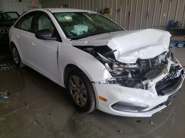 Salvage cars for sale from Copart Albany, NY: 2016 Chevrolet Cruze Limited
