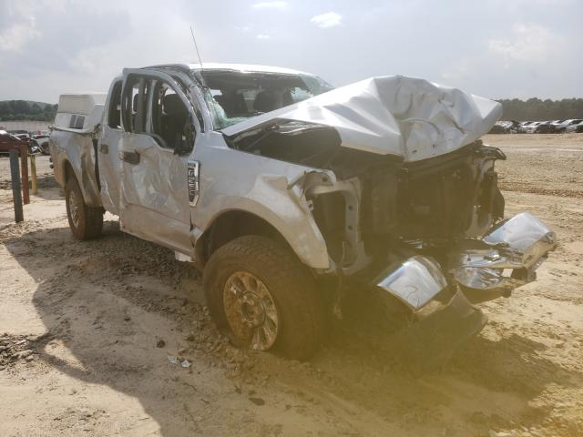 Salvage cars for sale from Copart Gainesville, GA: 2020 Ford F250 Super