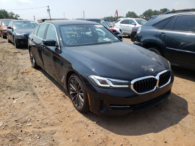 BMW Vehiculos salvage en venta: 2021 BMW 530 XI