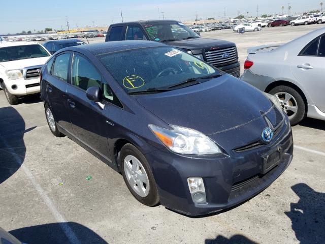 Vehiculos salvage en venta de Copart Sun Valley, CA: 2011 Toyota Prius