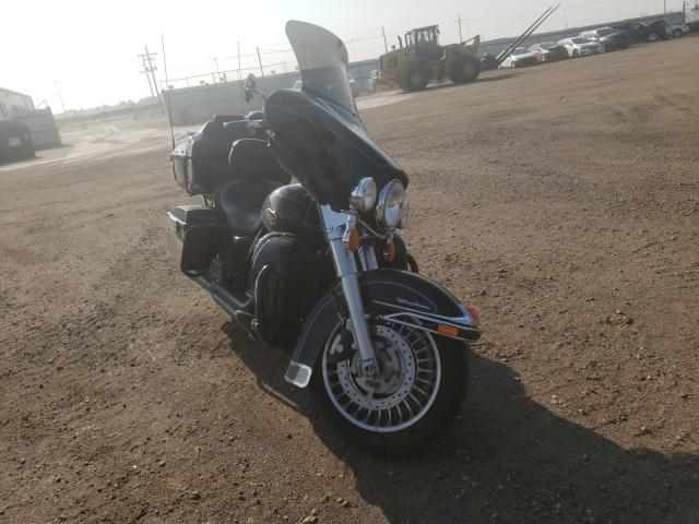 Salvage cars for sale from Copart Brighton, CO: 2011 Harley-Davidson Flhtcu