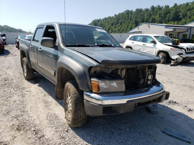 Salvage cars for sale from Copart Hurricane, WV: 2011 GMC Canyon SLE