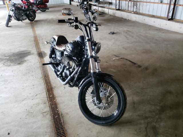 Salvage motorcycles for sale at Candia, NH auction: 2017 Harley-Davidson Fxdb Dyna
