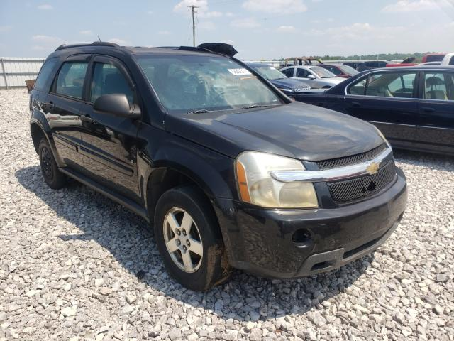 Salvage cars for sale from Copart Lawrenceburg, KY: 2008 Chevrolet Equinox LS