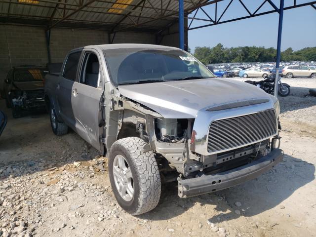Vehiculos salvage en venta de Copart Cartersville, GA: 2007 Toyota Tundra CRE