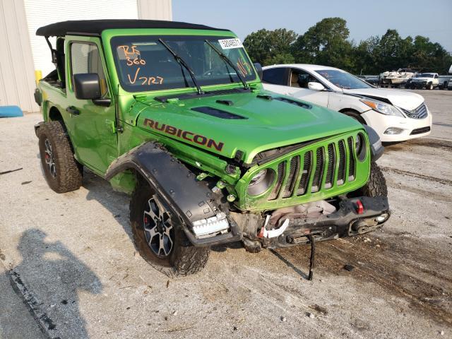Vehiculos salvage en venta de Copart Rogersville, MO: 2019 Jeep Wrangler R