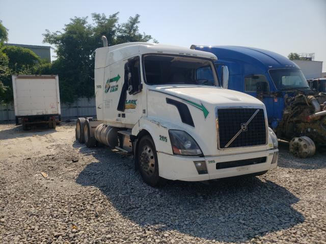 Vehiculos salvage en venta de Copart Louisville, KY: 2018 Volvo VN VNL