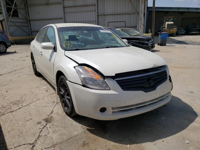 Salvage cars for sale from Copart Corpus Christi, TX: 2009 Nissan Altima 2.5