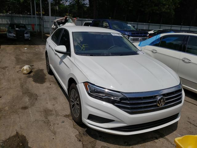 Salvage cars for sale from Copart Austell, GA: 2021 Volkswagen Jetta S