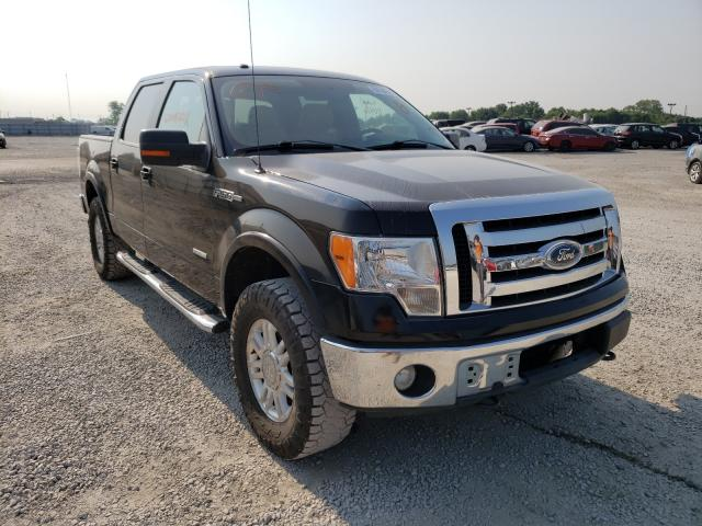 Salvage cars for sale from Copart Indianapolis, IN: 2011 Ford F150 Super