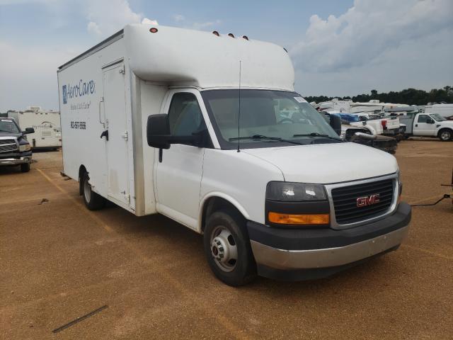 Salvage cars for sale from Copart Longview, TX: 2017 GMC Savana CUT