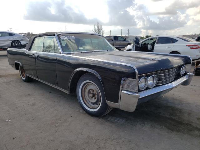 Lincoln Vehiculos salvage en venta: 1965 Lincoln Continental