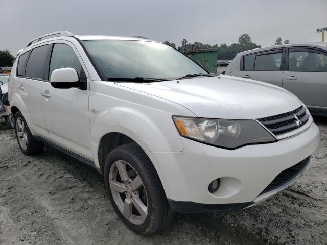 Mitsubishi Vehiculos salvage en venta: 2007 Mitsubishi Outlander