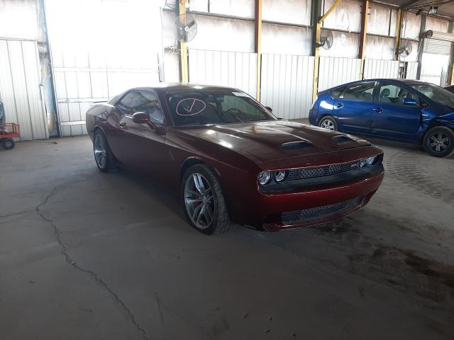 Salvage cars for sale from Copart Phoenix, AZ: 2020 Dodge Challenger