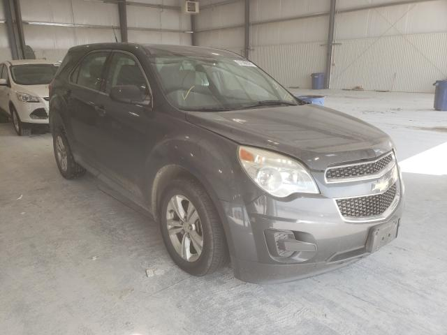 Salvage cars for sale from Copart Greenwood, NE: 2011 Chevrolet Equinox LS
