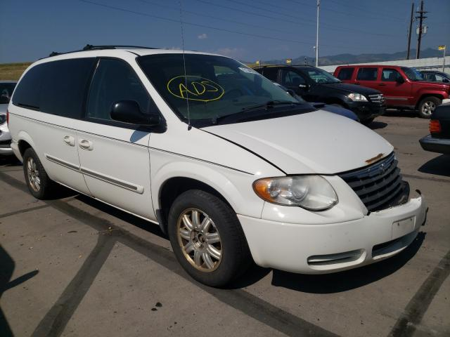 Chrysler Vehiculos salvage en venta: 2005 Chrysler Town & Country