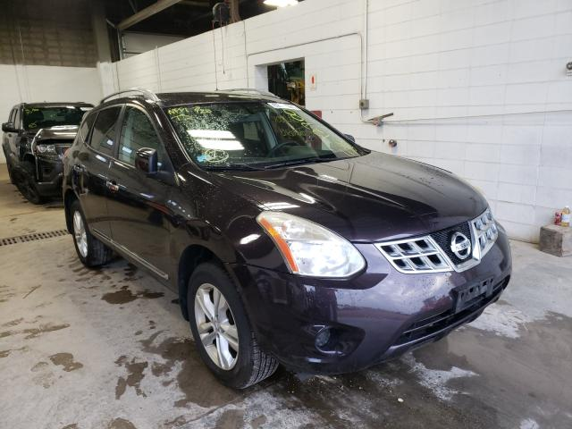 Salvage cars for sale from Copart Blaine, MN: 2012 Nissan Rogue S