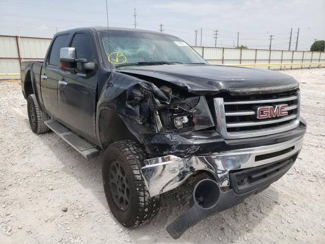 Salvage cars for sale from Copart Haslet, TX: 2012 GMC Sierra K15