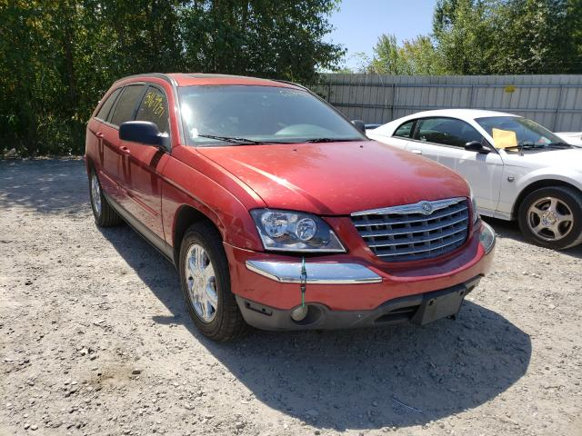 Salvage 2006 CHRYSLER PACIFICA - Small image. Lot 51649271