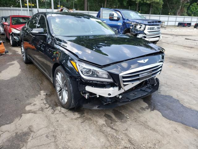 Vehiculos salvage en venta de Copart Austell, GA: 2015 Hyundai Genesis 3