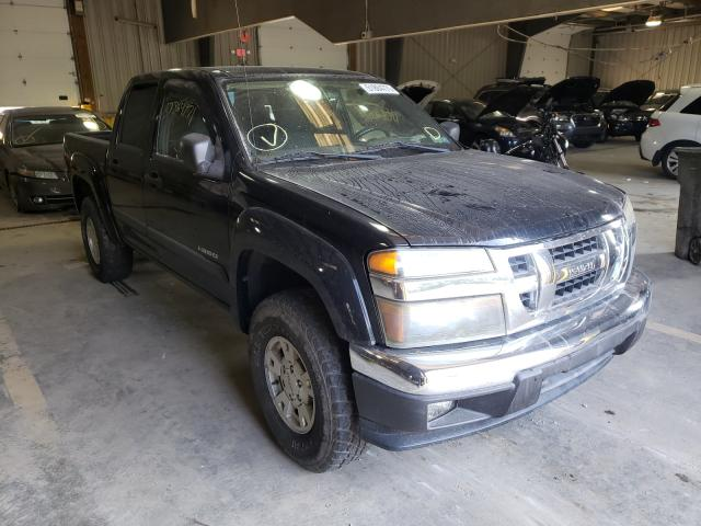 Salvage cars for sale from Copart West Mifflin, PA: 2006 Isuzu I-350