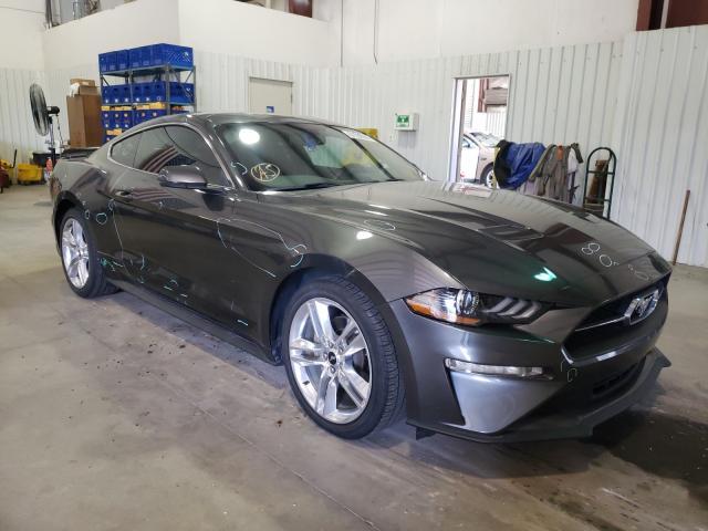 Vehiculos salvage en venta de Copart Lufkin, TX: 2018 Ford Mustang