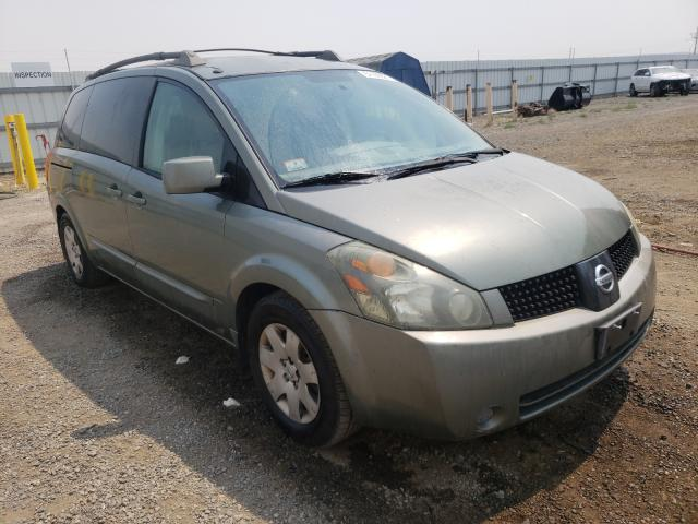 Used 2005 NISSAN QUEST - Small image. Lot 51168681