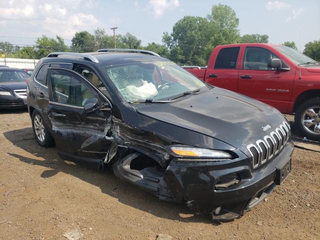 Vehiculos salvage en venta de Copart New Britain, CT: 2017 Jeep Cherokee L
