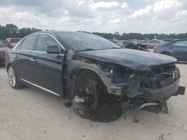 Cadillac Vehiculos salvage en venta: 2014 Cadillac XTS Vsport