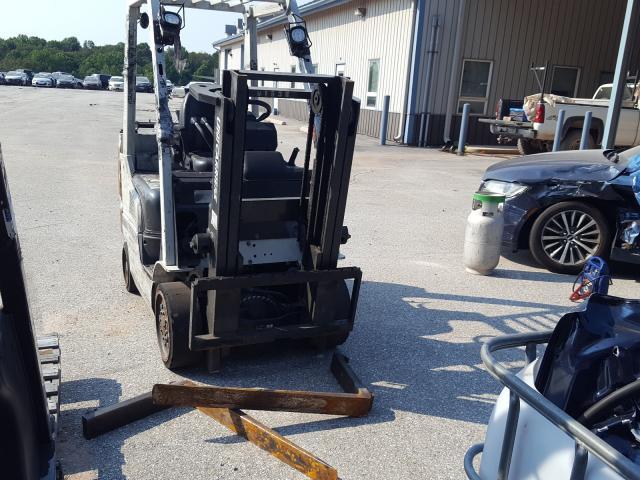 2015 Nissan Fork Lift en venta en York Haven, PA