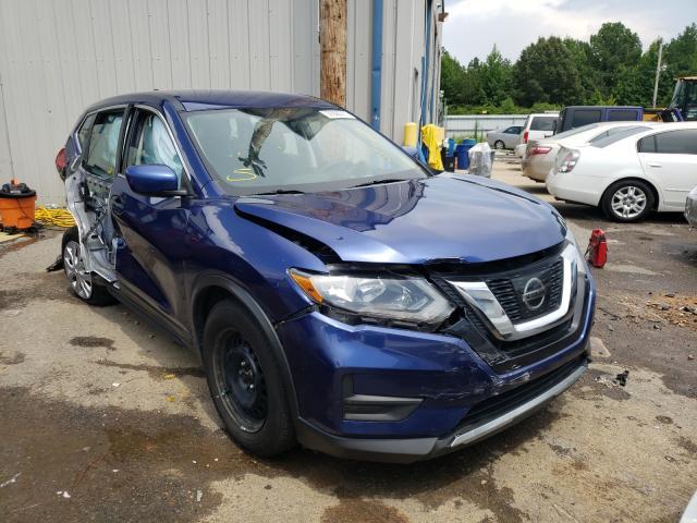 Nissan Vehiculos salvage en venta: 2017 Nissan Rogue
