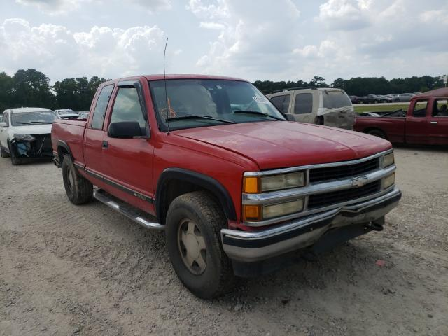Salvage cars for sale from Copart Houston, TX: 1997 Chevrolet GMT-400 K1