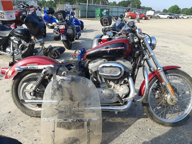 Salvage cars for sale from Copart Conway, AR: 2006 Harley-Davidson XL883 C