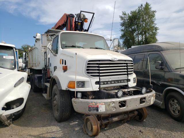 Sterling salvage cars for sale: 2007 Sterling Truck