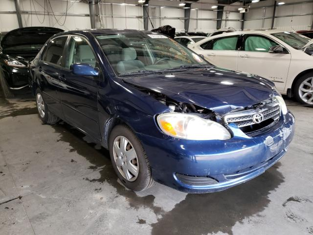 Toyota salvage cars for sale: 2007 Toyota Corolla CE