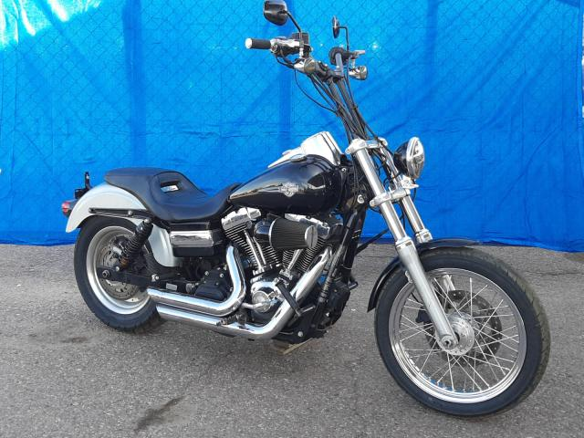 Salvage cars for sale from Copart Phoenix, AZ: 2012 Harley-Davidson Fxdc Dyna