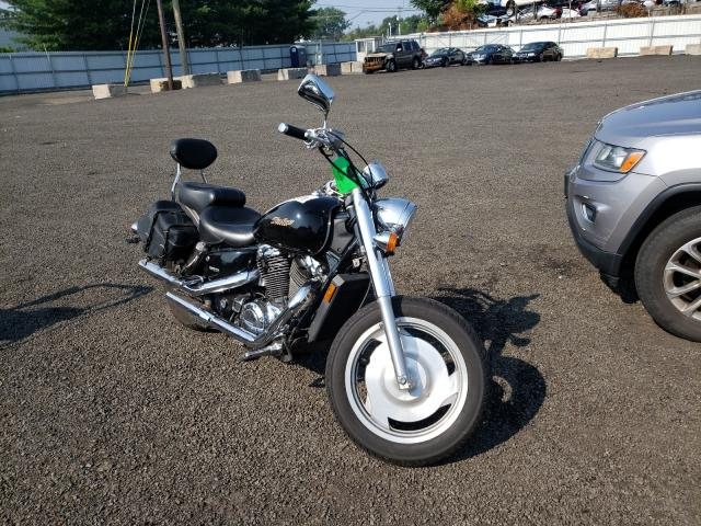 Salvage motorcycles for sale at New Britain, CT auction: 2005 Honda VT1100 C2